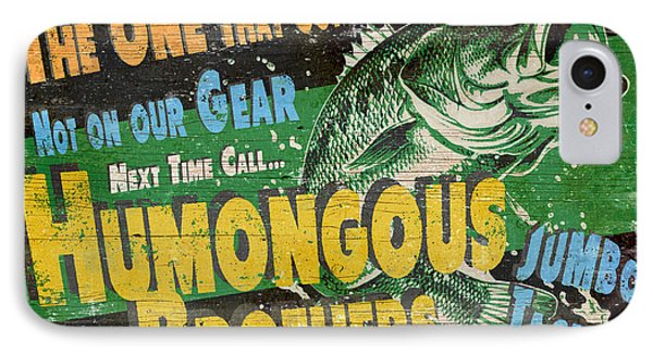 Humongous Brothers Phone Case by JQ Licensing