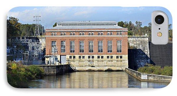 Hydroelectric Power Phone Case by Susan Leggett