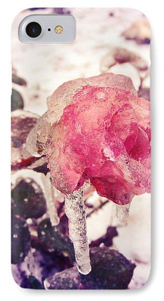 I'm Frozen.. IPhone Case by Victoria  Kostova