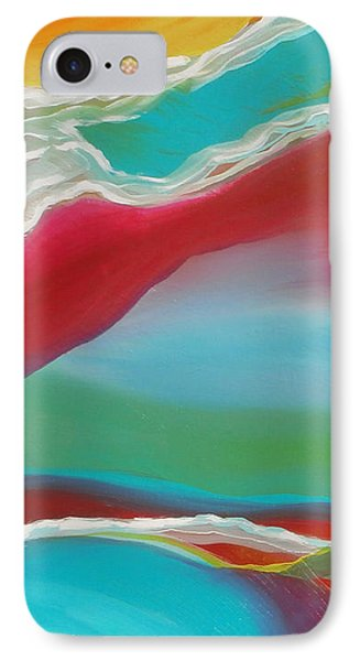 Imagination 1 IPhone Case by Karyn Robinson