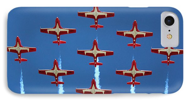 In Formation IPhone Case by Randy Hall