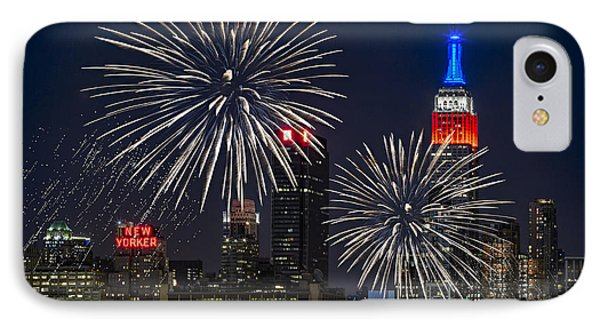 Independence Day IPhone Case by Eduard Moldoveanu