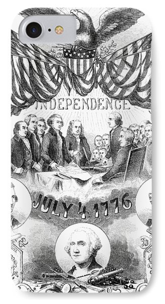 Independence Day IPhone Case by Granger