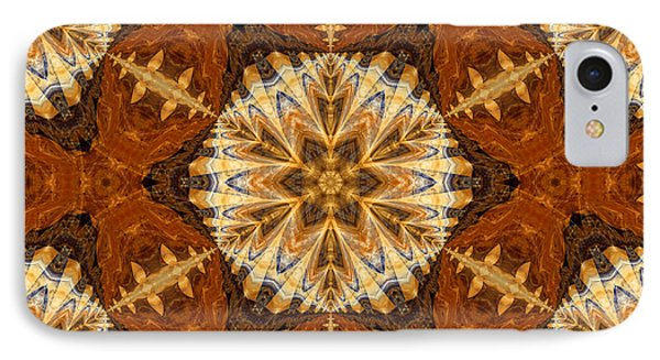 Indian Cloth IPhone Case by Georgiana Romanovna
