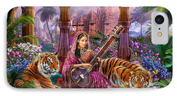 Indian Harmony Phone Case by Jan Patrik Krasny