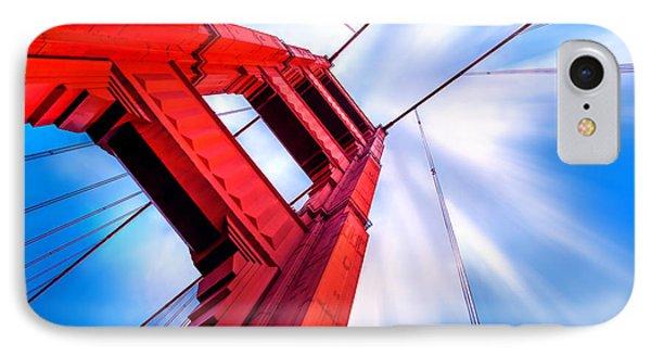 Industrial Boom IPhone Case by Az Jackson