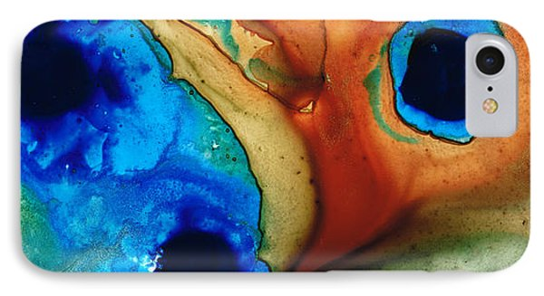 Infinity Of Life Phone Case by Sharon Cummings