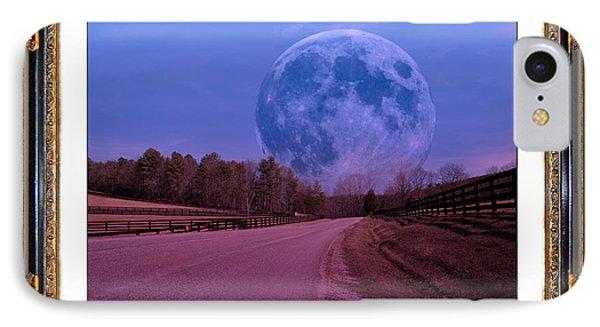 Inspiration In The Night Phone Case by Betsy Knapp