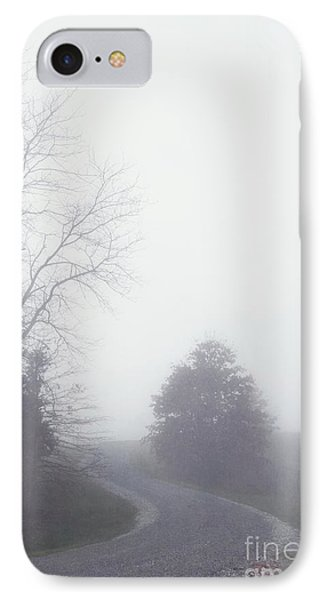 Into The Fog Phone Case by Kay Pickens