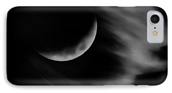Into The Night Phone Case by Bill Wakeley