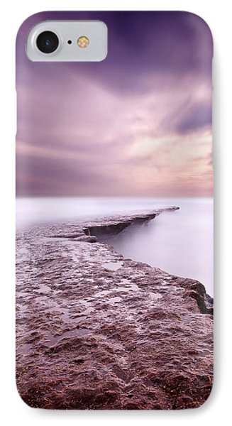 Into The Ocean Phone Case by Jorge Maia