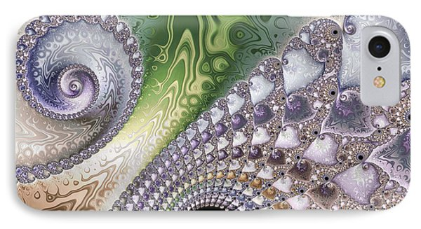 Intricate IPhone Case by Heidi Smith