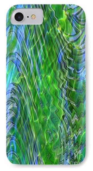 Iridescence Phone Case by Carol Groenen