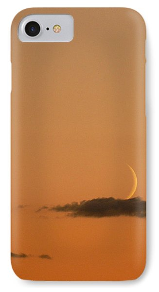 Island In A Sea Of Sky Phone Case by Natalie LaRocque