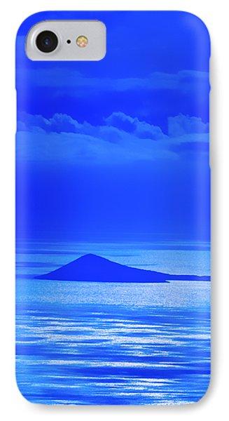 Island Of Yesterday IPhone Case by Christi Kraft
