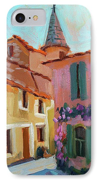 Jacques House IPhone Case by Diane McClary