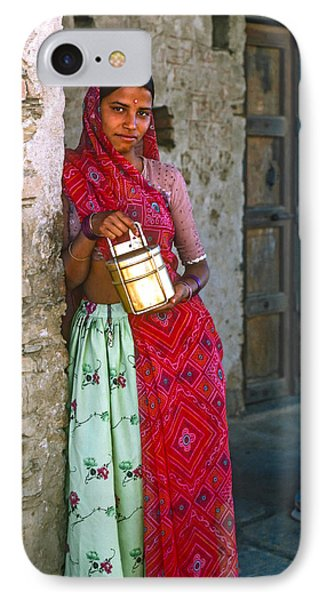 Jaisalmer Beauty IPhone Case by Steve Harrington