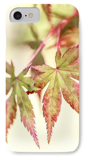 Japanese Maple Phone Case by Caitlyn  Grasso