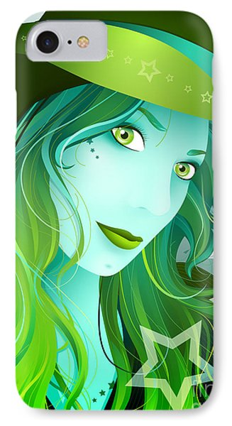 Jasmin Phone Case by Sandra Hoefer