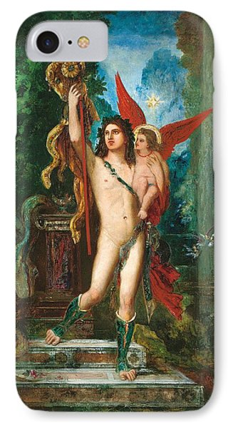 Jason And Eros IPhone Case by Gustave Moreau