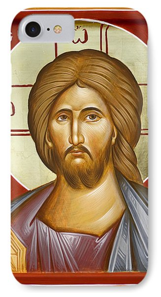 Jesus Christ IPhone Case by Julia Bridget Hayes