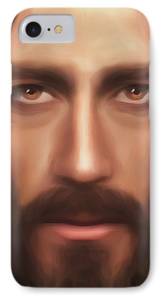 My Jesus IPhone Case by Mark Spears