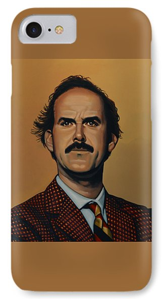John Cleese IPhone 7 Case by Paul Meijering