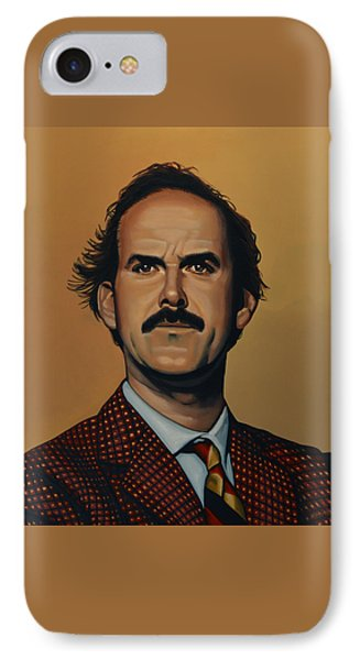 John Cleese IPhone Case by Paul Meijering