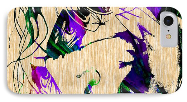 Joker Collection IPhone Case by Marvin Blaine