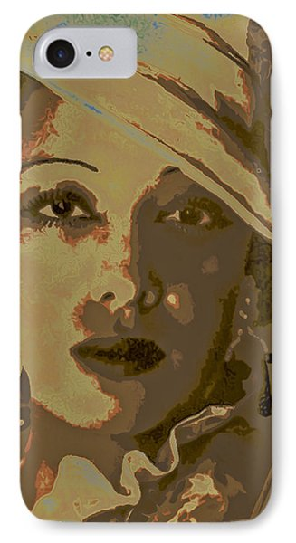 Josephine Baker Story IPhone Case by  Fli Art