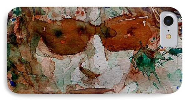 Just Like A Woman IPhone 7 Case by Paul Lovering