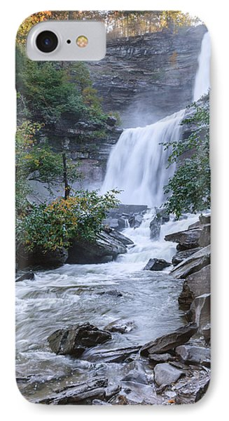 Kaaterskill Falls IPhone Case by Bill Wakeley
