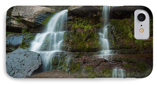 Kaaterskill Falls IPhone Case by Edgars Erglis