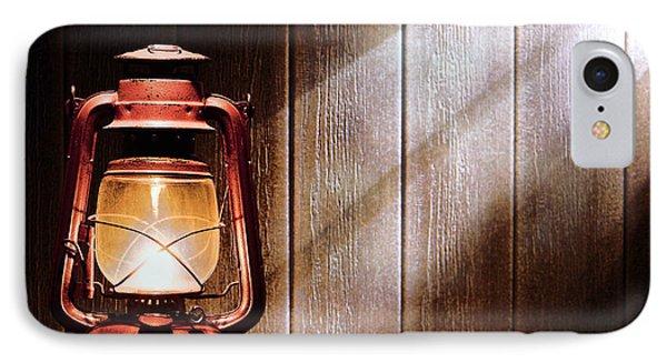 Kerosene Lantern Phone Case by Olivier Le Queinec