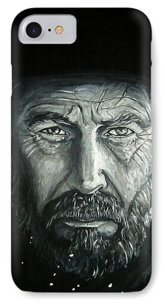Kevin Costner - Hatfield IPhone Case by Tom Carlton