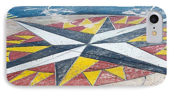 Key West African Cemetery - Key West IPhone Case by Ian Monk