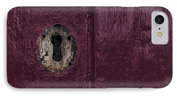 Keyhole IPhone Case by Joana Kruse