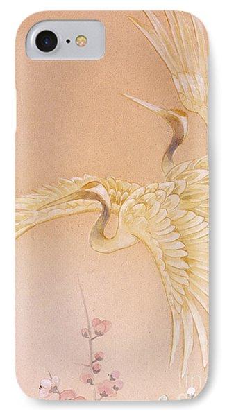 Kihaku Crop I IPhone Case by Haruyo Morita