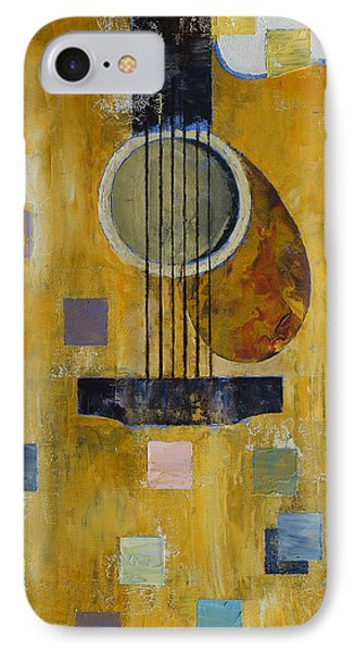 King Of Guitars IPhone Case by Michael Creese