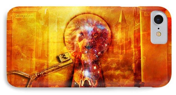 Kingdom Of Heaven IPhone Case by Dolores Develde