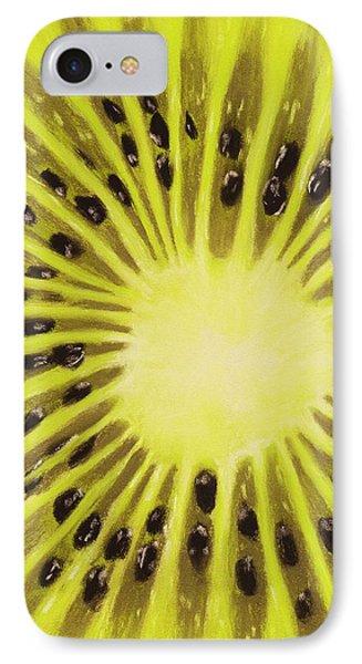 Kiwi IPhone Case by Anastasiya Malakhova