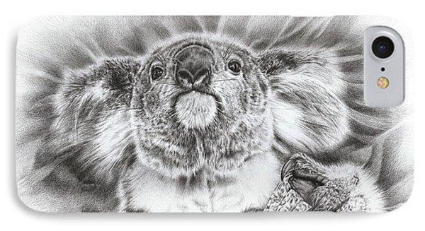 Koala Roto Princess IPhone 7 Case by Remrov