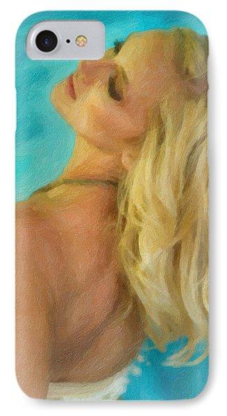 Kristin Phone Case by Angela A Stanton