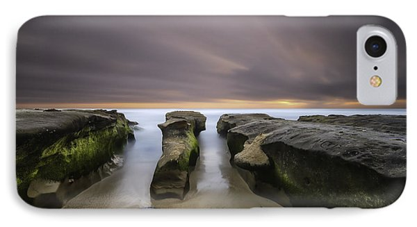 La Jolla Reef IPhone Case by Larry Marshall