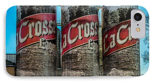 Lacrosse Lager Phone Case by Paul Freidlund