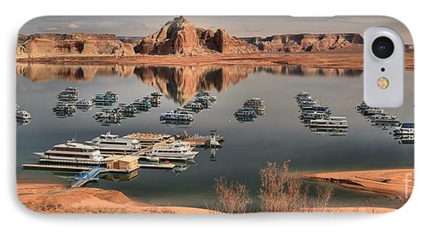 Lake Powell IPhone Case by Adam Jewell