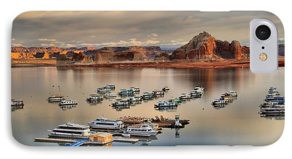 Lake Powell Reflections IPhone Case by Adam Jewell