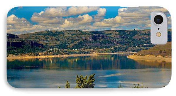 Lake Roosevelt IPhone Case by Robert Bales