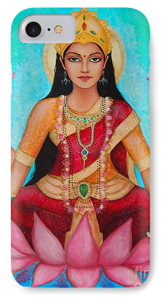 Lakshmi IPhone Case by Dori Hartley