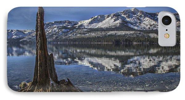 Landmarks IPhone Case by Mitch Shindelbower